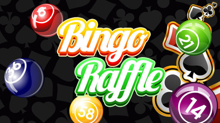 FRIDAY BINGO AND CASH RAFFLE NIGHT