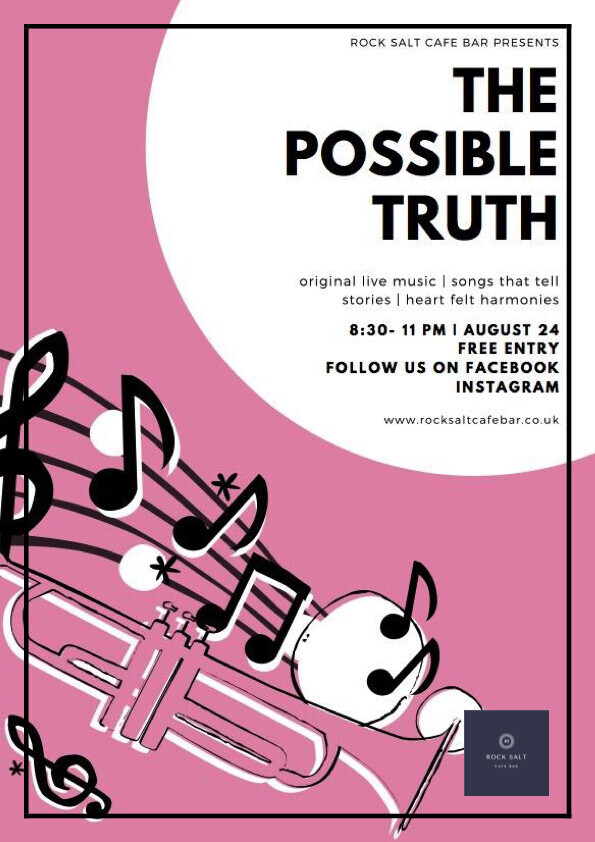 Possible Truth Live