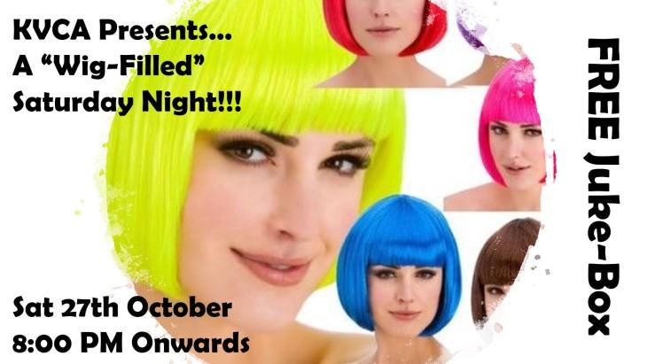 Wig Night