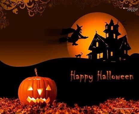 Halloween Quiz Night Thursday Oct 29th