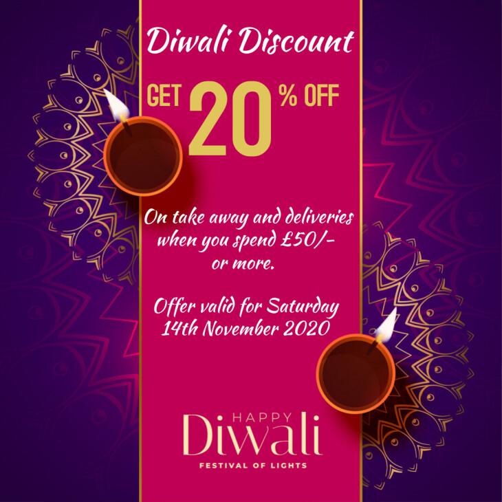 Diwali Discount