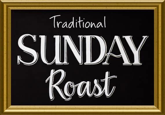 Sunday Roast to takeaway