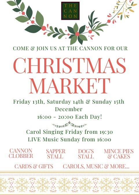 Christmas Market & Live Music