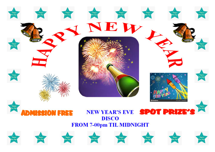 NEW YEAR DISCO