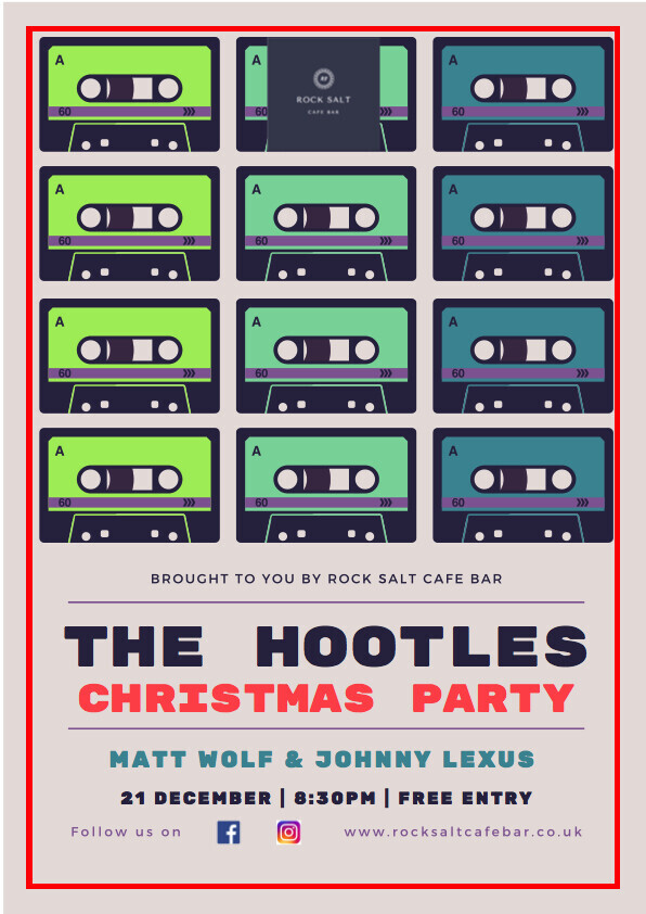 Hootles Christmas Party
