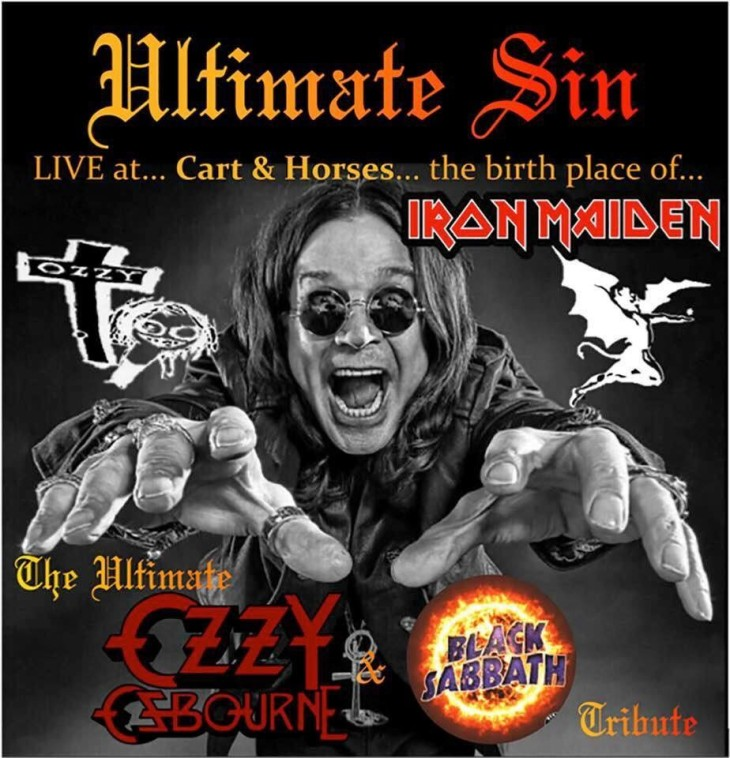 Ultimate Sin (UK Ozzy Tribute)