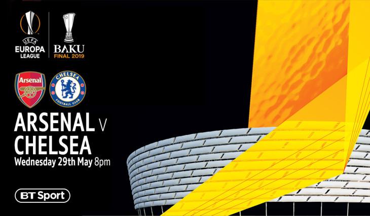The Europa League Final