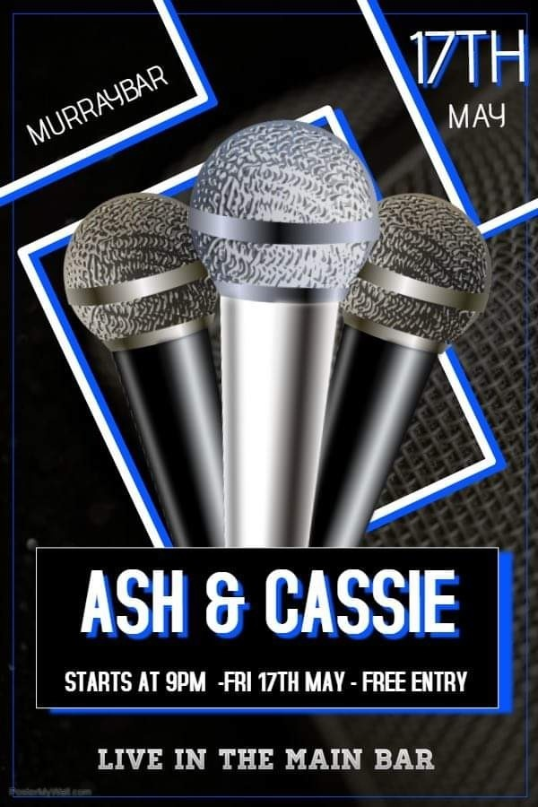 Ash and Cassie