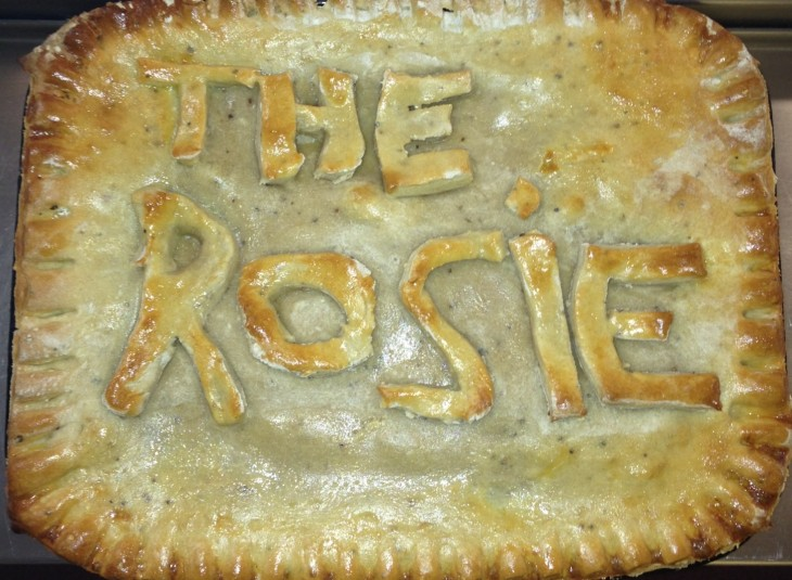 Pie Night at the Rose