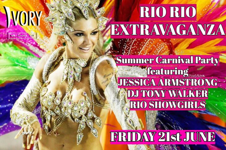Rio Rio Carnival Party at Ivory