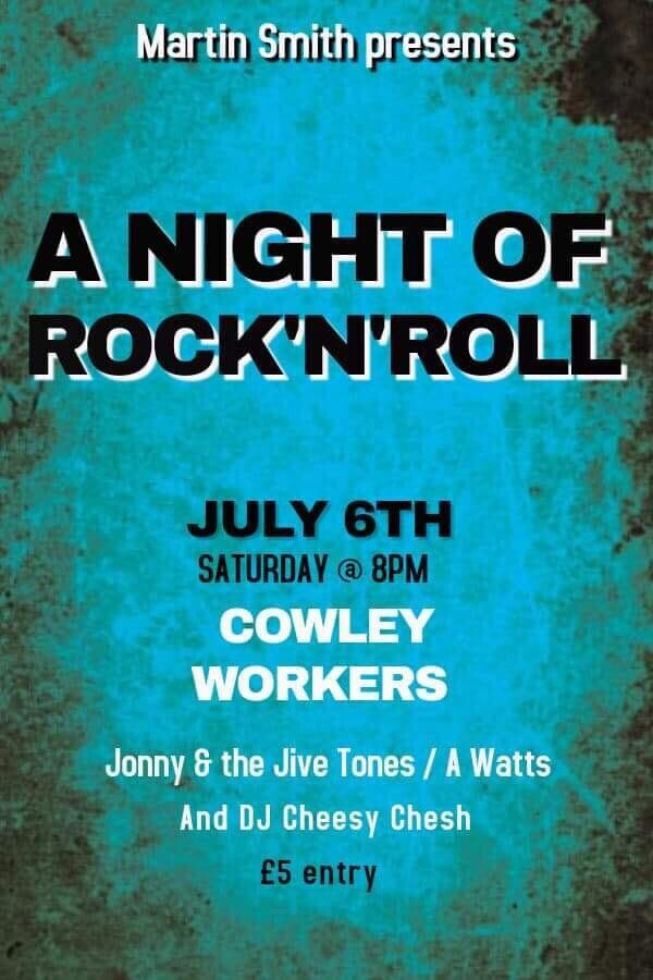 A Night of Rock N Roll