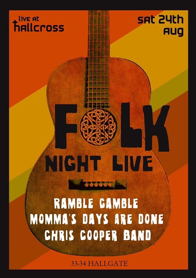 Folk Night Live