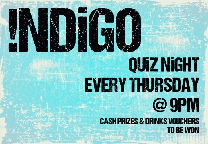 Quiz Night Every Thursday at 9pm
