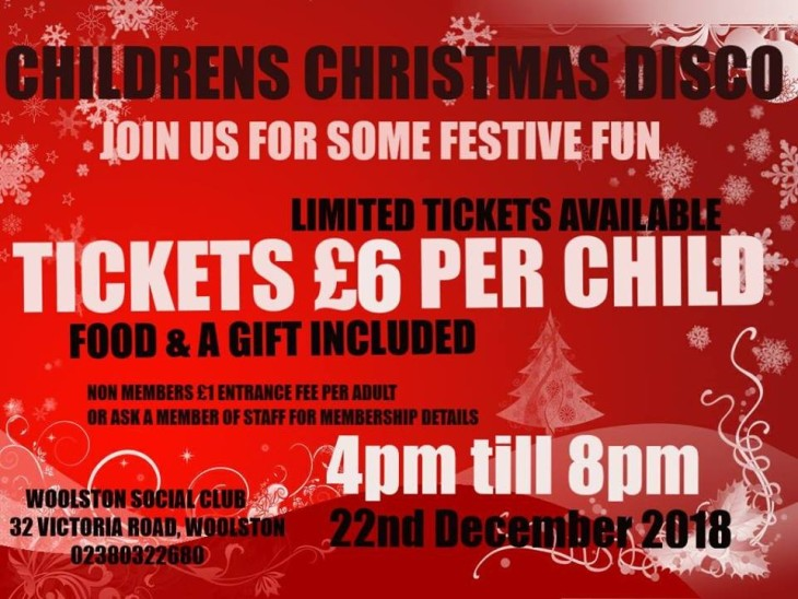 CHILDRENS CHRISTMAS PARTY