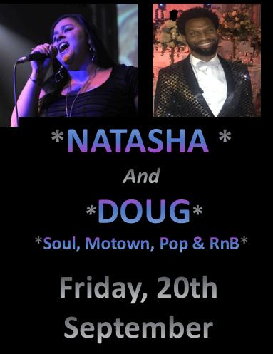 NATASHA & DOUG