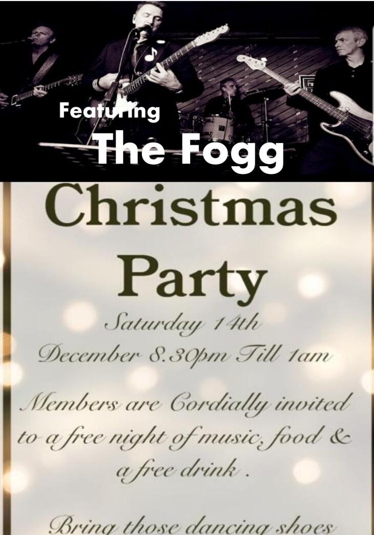 Club Christmas Party