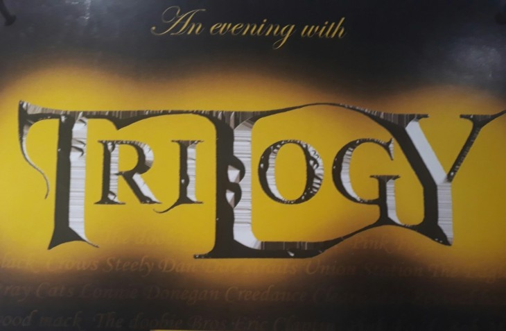 Trilogy live at The Swan!