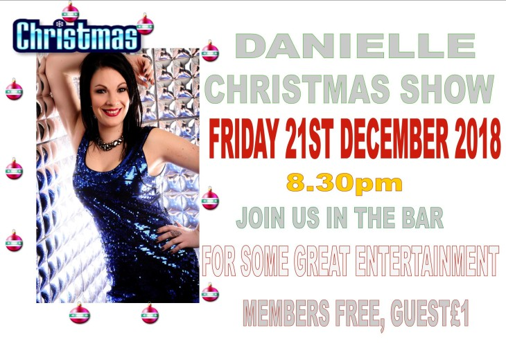 Danielle Christmas Show