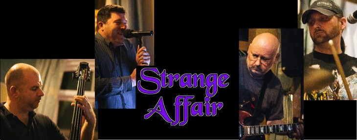 Live Band - Strange Affair