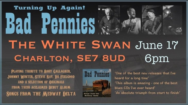 THE BAD PENNIES.