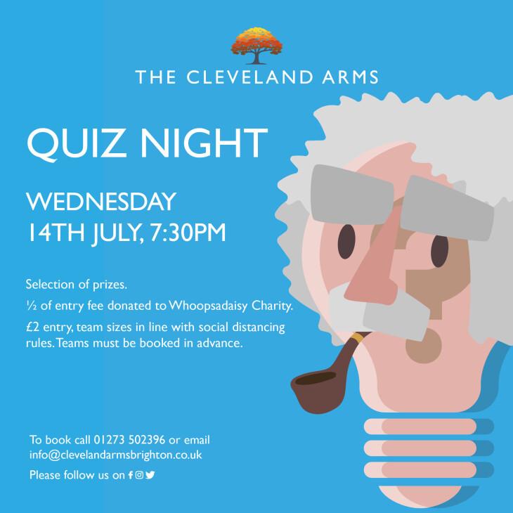 Quiz night!!