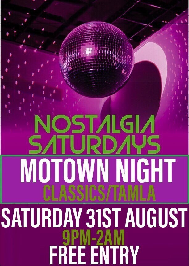 Motown special