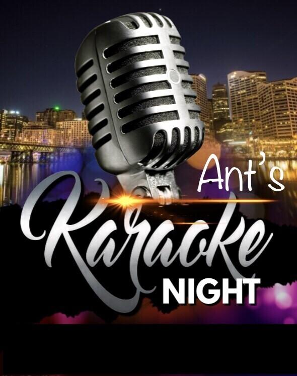 Ant's Karaoke Disco
