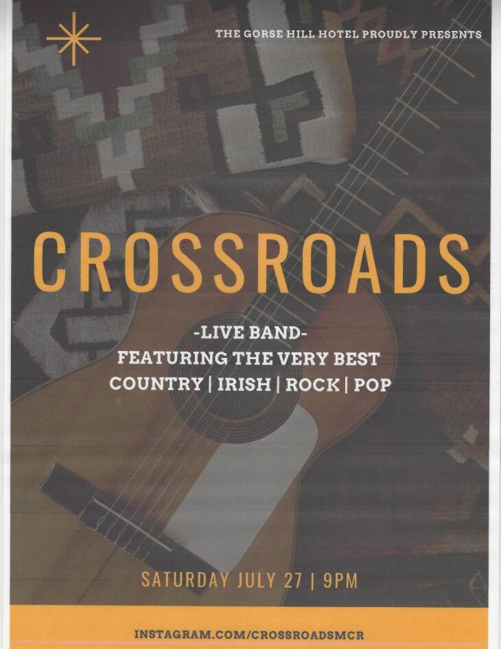 COUNTRY/IRISH/ROCK/POP