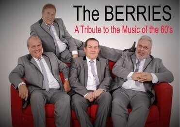 The Berries - authentic 60s band