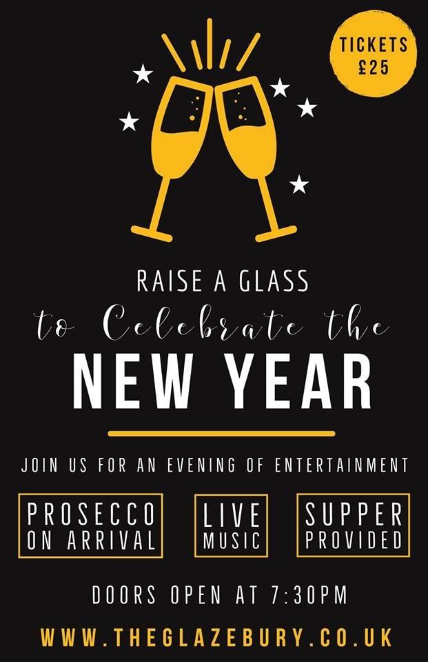 New Year's Eve at The Glazebury