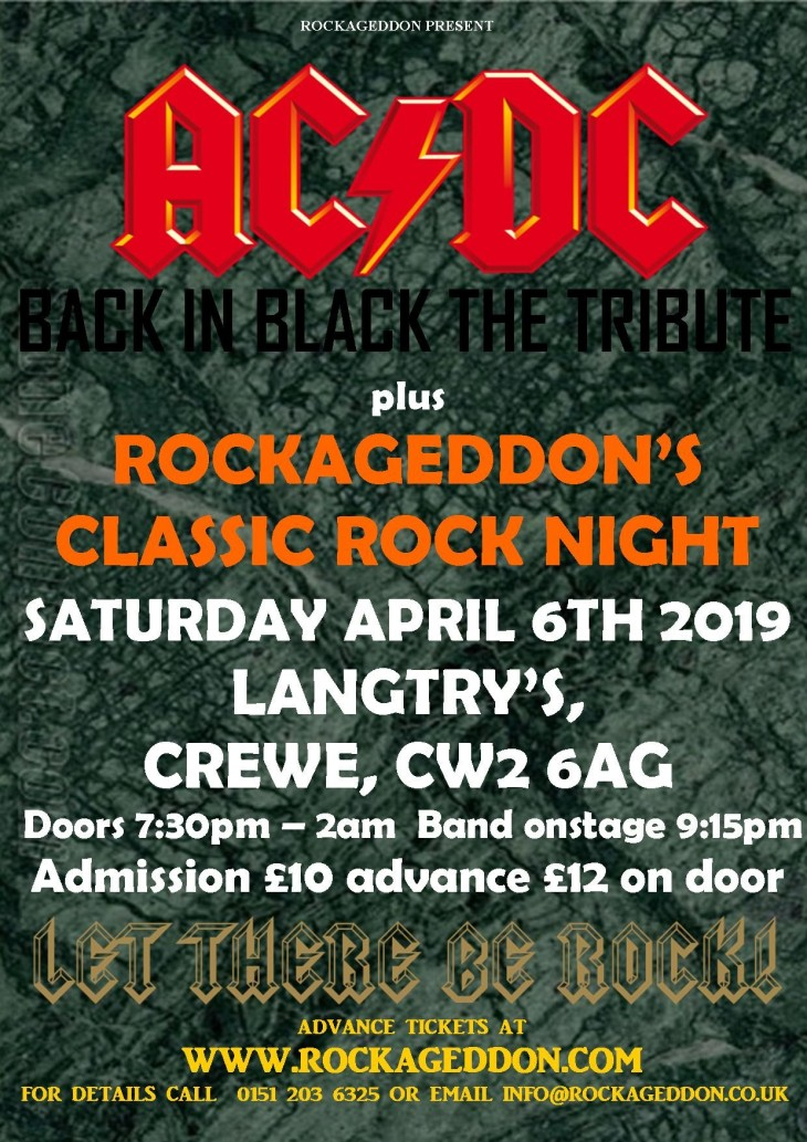 ACDC - The Tribute