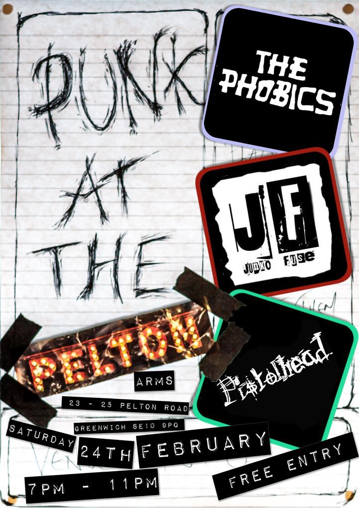 Punk at The Pelton