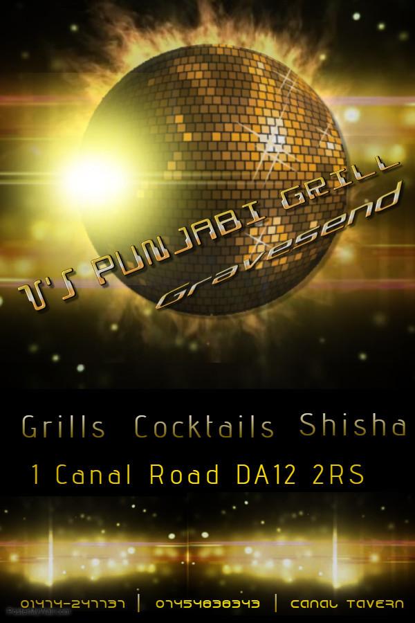 Grills, Cocktails, Shisha