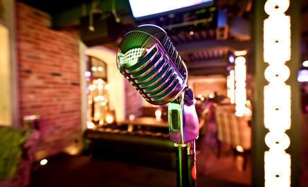 Live dj and karaoke