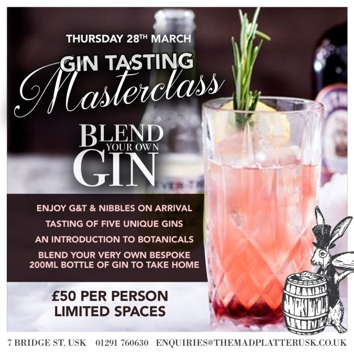 Blend Your Own Gin