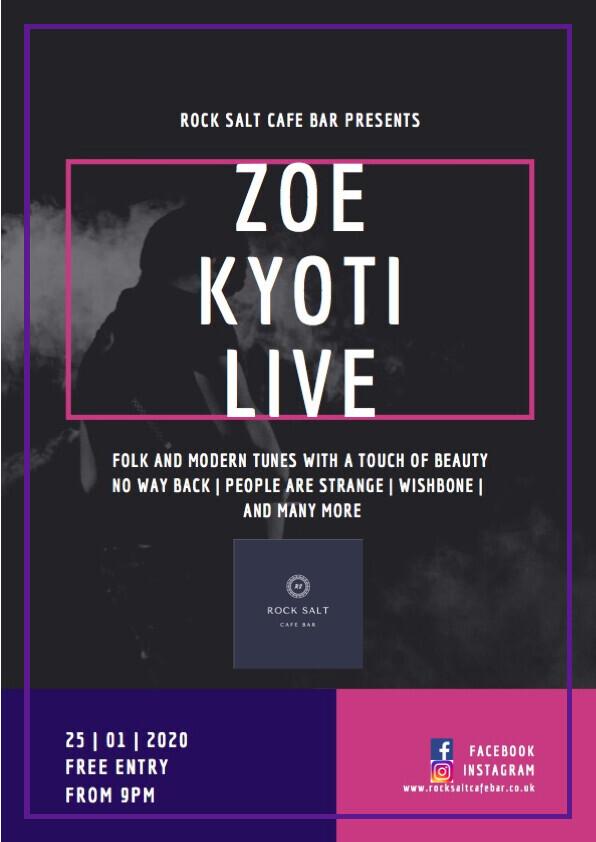 Zoe Kyoti