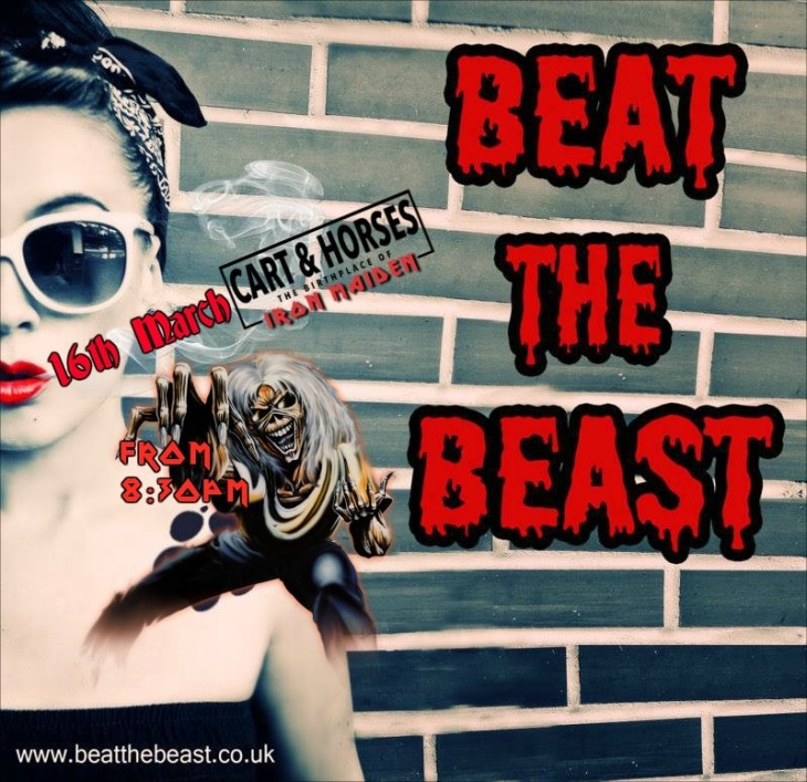 Beat the Beast...FREE ENTRY