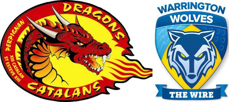 Catalans vs Warrington