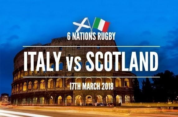 Italy vs Scotland