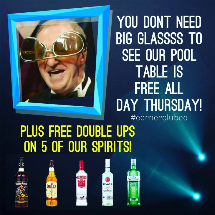 Double up Thursday