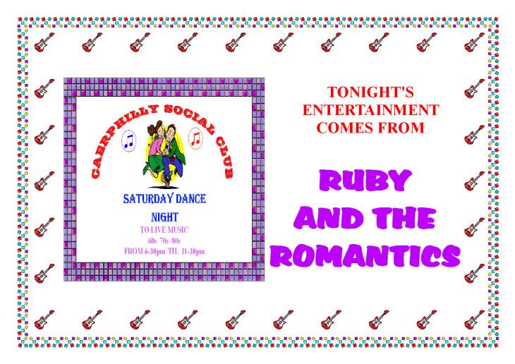 SATURDAY DANCE NIGHT + BINGO & TOTE