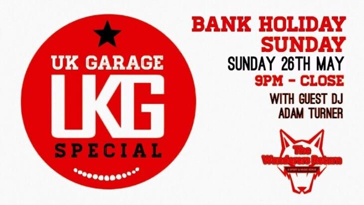 UK Garage Event