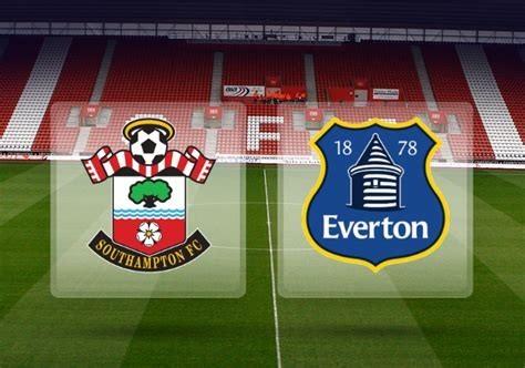Southampton V's Everton