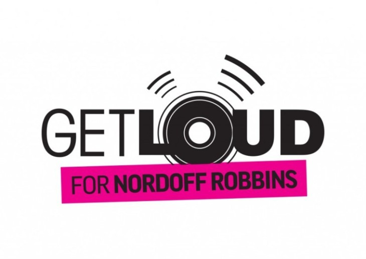 GET LOUD FOR NORDOFF ROBBINS 2018