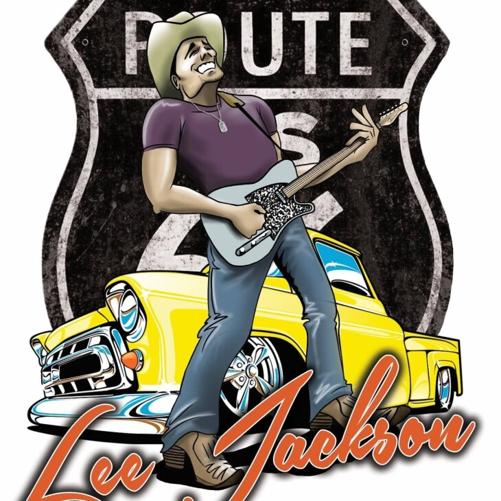 Lee Jackson &The Country Juke Box band
