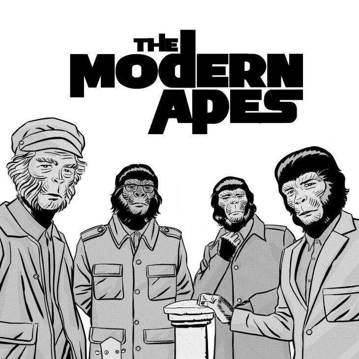 The Modern Apes.