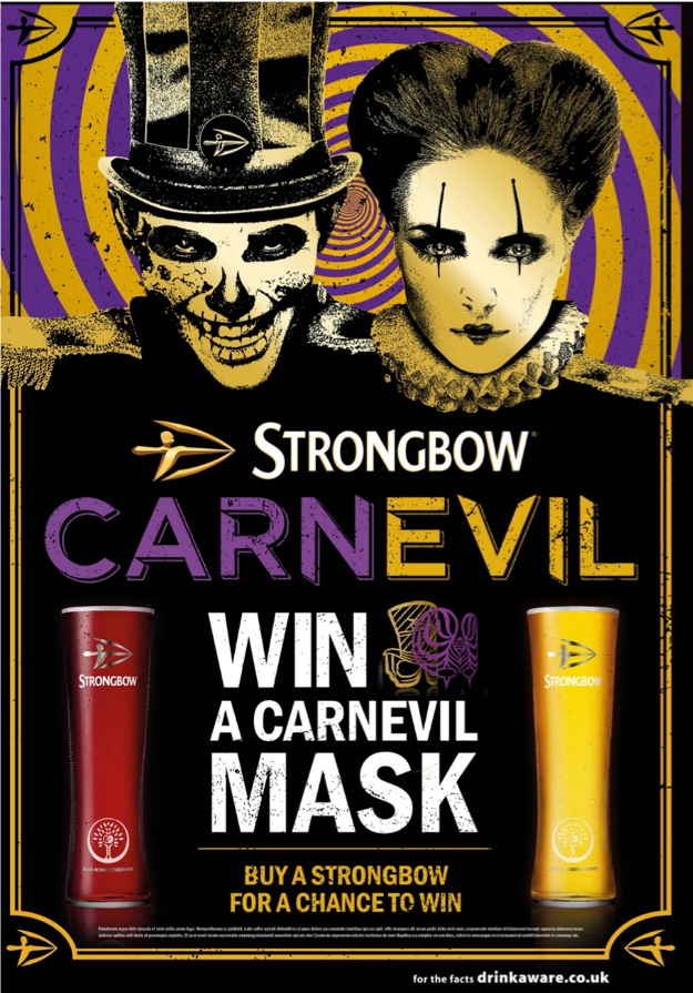 Strongbow Carnevil