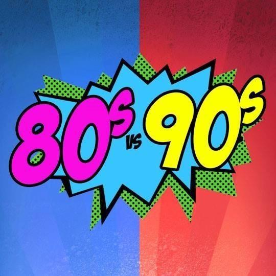 80s VS 90S karaoke disco