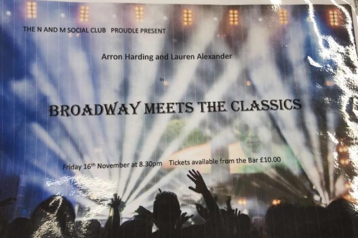 Broadway Meets the Classics