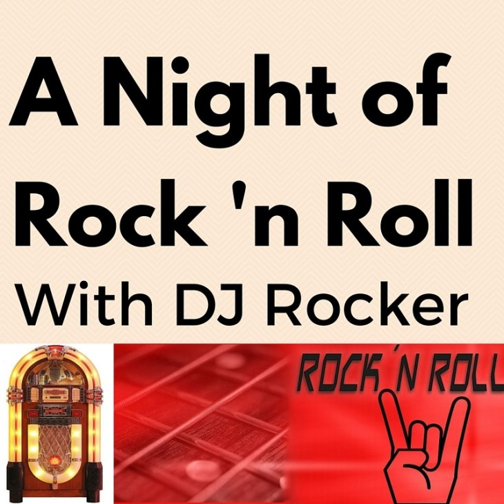 DJ ROCKER - 1950's Rock n' Roll